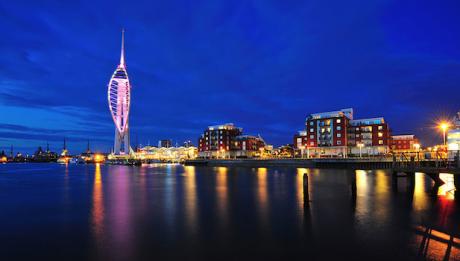 curso de inglés en Portsmouth